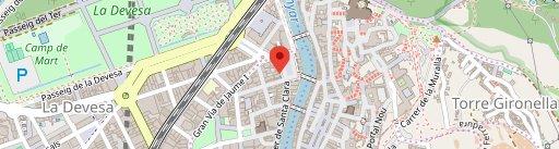 Nibble en el mapa