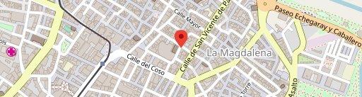 """Bar Cafetería """"Nolasco"""" en el mapa"""