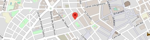 Nova Rosaleda en el mapa