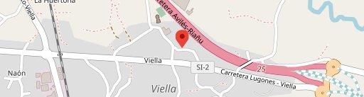 Mesón Parrilla Nozana en el mapa