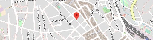 Café - Bar O Caneco en el mapa