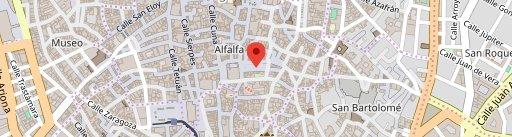 Ofelia Bakery en el mapa