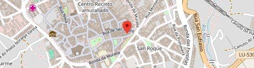 Restaurante O Figón en el mapa