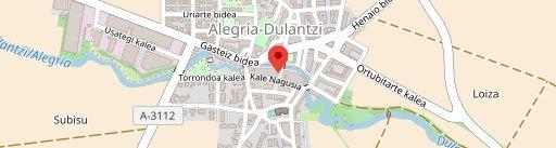 Ogi Berri Dulantzi en el mapa