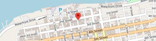 Old Town Coffee & Chocolates en el mapa