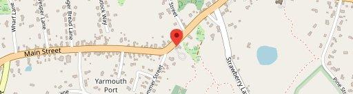Old Yarmouth Inn on map