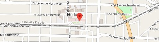 Olde Hickory Tap Room on map