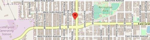 The Original Rinaldi's Deli and Cafe on map