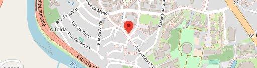 Os Cachivaches en el mapa
