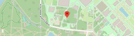 Оттепель on map