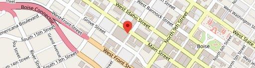 Owyhee Tavern on map