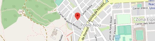 Casa Pablo en el mapa