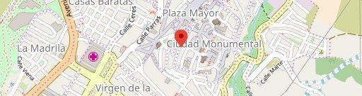 Palacio de Los Golfines on map
