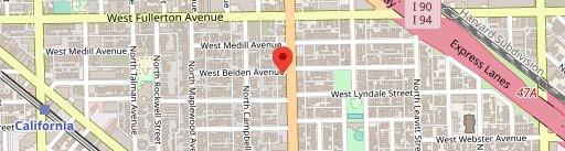 Paladar Restaurant and Rum Bar on map