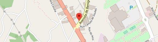 Panadería Cafetería Montirón en el mapa