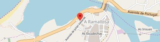 Yajoma en el mapa