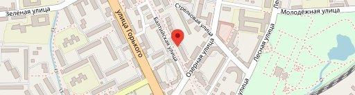 Папаша Беппе на карте