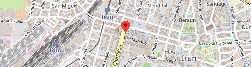 Papperino Love & Gelato en el mapa
