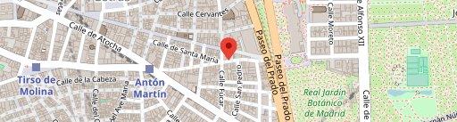 Pastelería Creativa Javier Ramos en el mapa