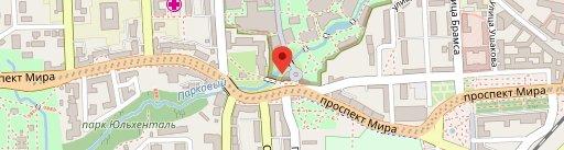 Патиссонmarkt en el mapa