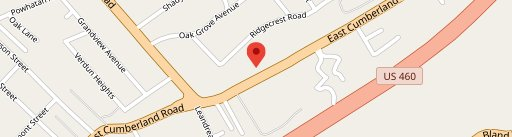 Patty Joe's Restaurant on map