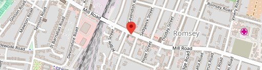 The Pizza Company on map