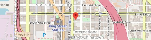 Ping's Dumpling House on map