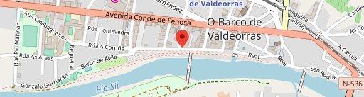 Restaurante Piquiño en el mapa