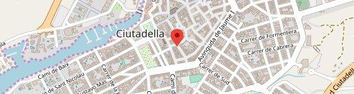 Restaurante Pizzería Roma en el mapa