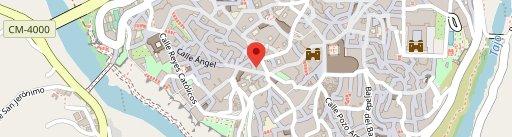 Plácido Restaurante en el mapa