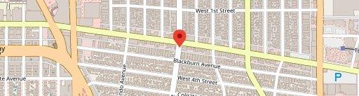 Plancha on map