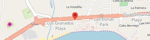 Playa Bella on map