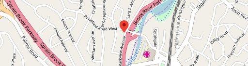 Pondfield Cafe en el mapa