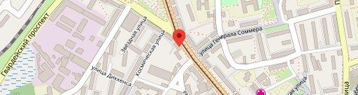 Povaroshka en el mapa