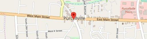Purcellville Family Restaurant on map