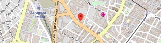 Restaurante Quema en el mapa