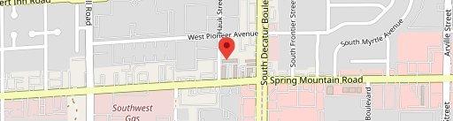 Raku Grill en el mapa