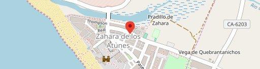 Ramon PiPi en el mapa