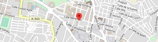 Recuerdos Tapas Bodega en el mapa