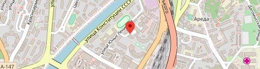 Ред-буфет на карте