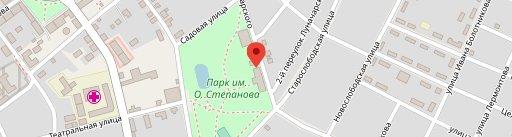 Мамина квартира на карте
