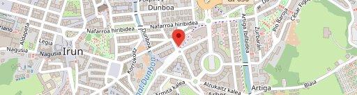Biribil Palmera Montero en el mapa