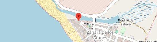 Restaurante Casa Blas en el mapa