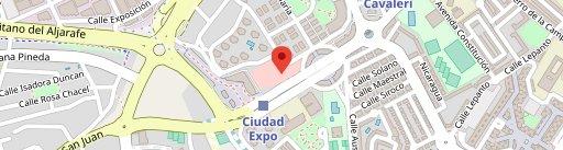 Restaurante Chino Nou Port en el mapa
