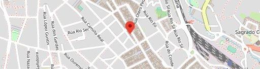 Cafetería Cofin en el mapa
