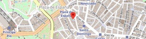 GastroVía 61 en el mapa