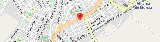 Restaurante Julian en el mapa