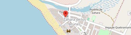 La Botica en el mapa