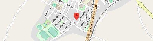 Restaurante Marquicos en el mapa
