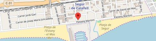 Oscar en el mapa